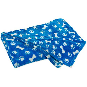 Buddy's Line Plush Throw Blanket 30