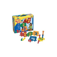Patch Products Lauri Toys Tall Stacker - Number Express - 1 ct.