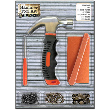 Bottle Cap Salvaged Hammer Tool Kit