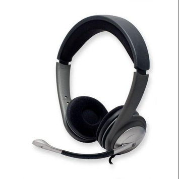 SYBA Multimedia Connectland Headset - Stereo - USB - Wired - Over-the-head
