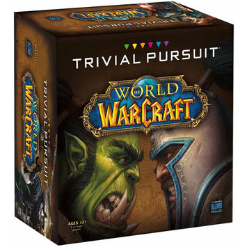 Usaopoly World of Warcraft Edition Quick Play Trivial Pursuit