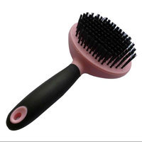 Iconic Pet 15813 Pet Grooming Supplies Blister Hair Pin Brush For Pets - Pink