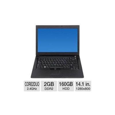 Dell Latitude Notebook - Core 2 Duo, 2GB, 14.1