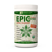 Sprout Living - Epic Plant-Based Protein Green Kingdom - 12 oz.