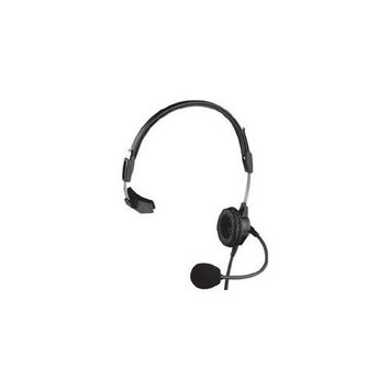 Telex Single-Sided Headset with Flex