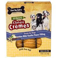 Three Dog Bakery Creme Dog Treat Vanilla