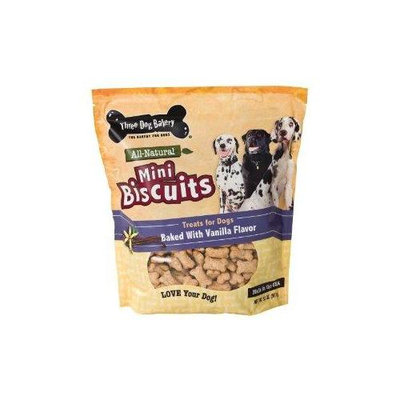 Three Dog Bakery Mini Biscuits Treats For Dogs