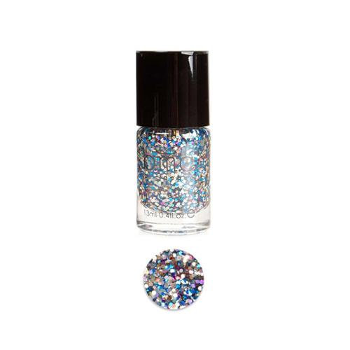 Bundle Monster BMC Multicolor Mix Shapes Finger Nail Art Glitter Polish Lacquer-Liquid Courage