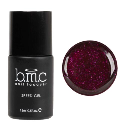 Bundle Monster BMC Shimmer Speed Gel Nail Polish - Unforgettable Collection, Midnight Breeze