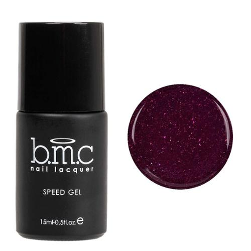 Bundle Monster BMC Fine Glitter Speed Gel Nail Polish - Bliss Collection