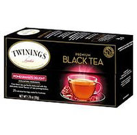 Twinings of London Pomegranate Delight Tea (6 Boxes, 25 ct.)