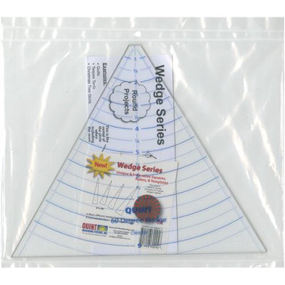 Quint Measuring Systems Circle Wedge-60 Degrees 9
