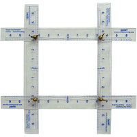 Quint Measuring Systems Adjustable Fussy Cut Template