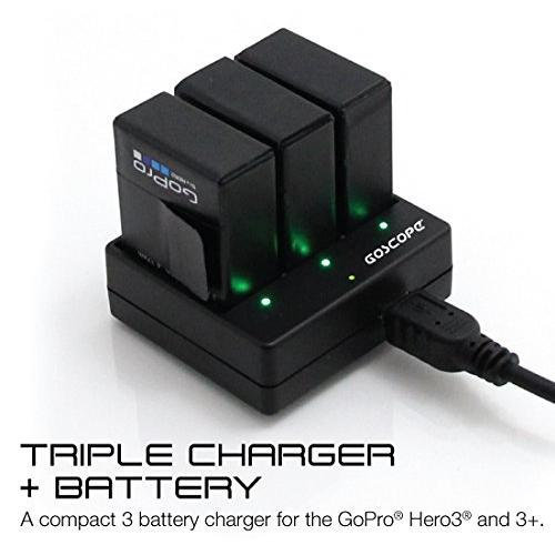 Go Scope 3x Battery Chg 3 3 Plus