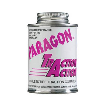 PRGTA013 Traction Action 4 oz PRGC9050 PARAGON RACING PRODUCTS