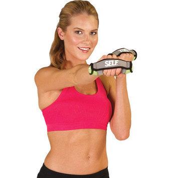 Self Fitness 2 Piece Soft Walking Weight Set Weight: 2 lbs
