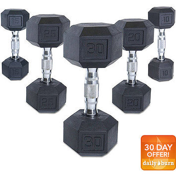 CAP Barbell 5 lb Coated Dumbbell