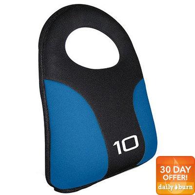 CAP Barbell 10 lb Soft Kettlebell, Blue