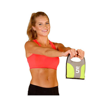 Self Fitness Soft Kettle Bell Weight: 8 lbs
