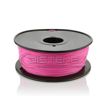 Distenex 3D Printer ABS Filament 1.75mm 1kg Spool Pink