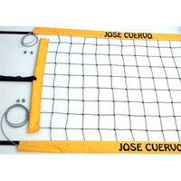Homecourt Volleyball Home Court JCPNC Jose Cuervo Pro Cable Volleyball Net