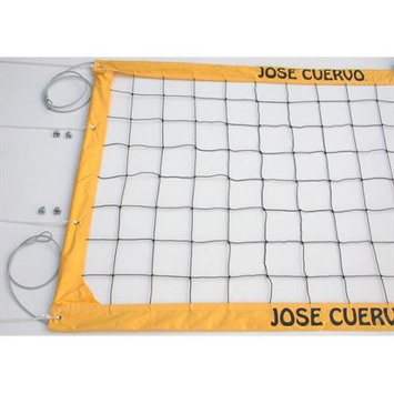 Homecourt Volleyball Home Court JCCNC Jose Cuervo Power Cable Volleyball Net