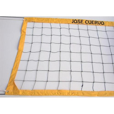 Homecourt Volleyball Home Court JCVRR Jose Cuervo Deluxe Rope Volleyball Net