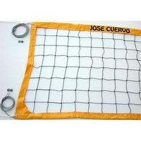 Homecourt Volleyball Home Court JCVCC Jose Cuervo Deluxe Cable Volleyball Net