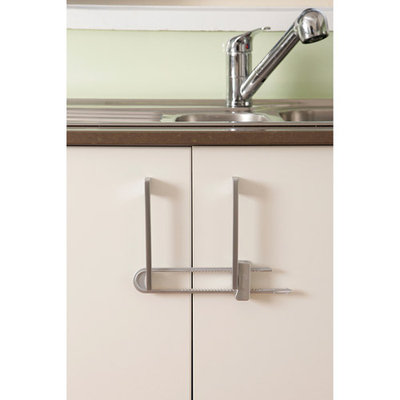 Dream Baby L1105 Cabinet Sliding Lock - Silver 6 Pack