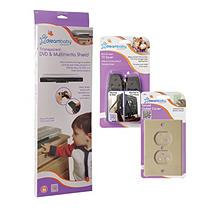 Tee-zed Dreambaby Entertainment Safety Bundle