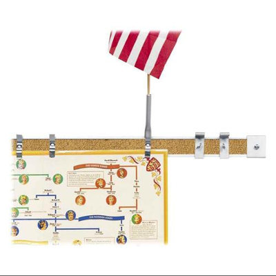 Best-rite 2 in. Map Rails and Accessories - Set of 6 (6 ft. Sections)