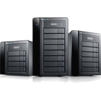 PROMISE Pegasus2 R6 12TB (6 by 2TB) RAID System