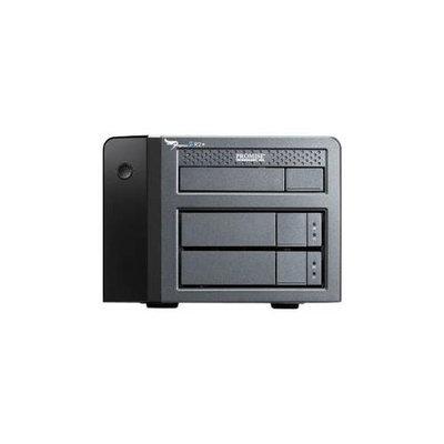 Promise P2R2HD6CFUS Pegasus2+ R2 6TB(2x3TB SATA) RAID System with Thunderbolt 2