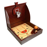 Chh Quality Product Inc CHH Wooden Basketball Table Top Game