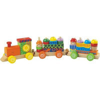 CHH 961095 Block Train Puzzle Set with noise