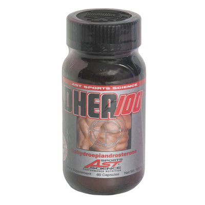 AST Sports Science DHEA 100mg 60 capsules