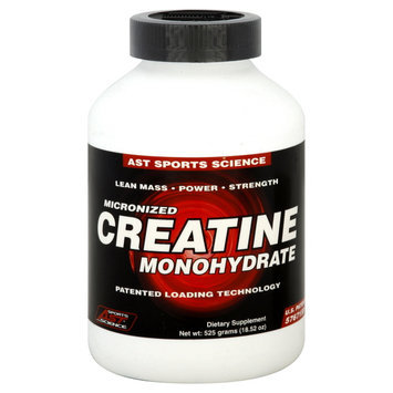 AST Sports Science 10061 Creatine Monohydrate Micronized