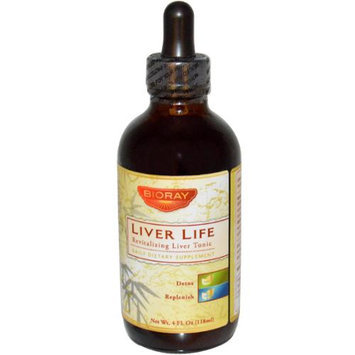 BioRay - Organic Liver Life - 4 oz.