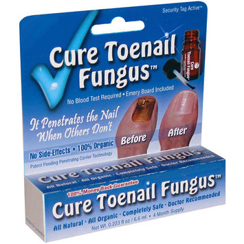 Schiff R & S Cure Toenail Fungus Topical Remedy, 10 mL