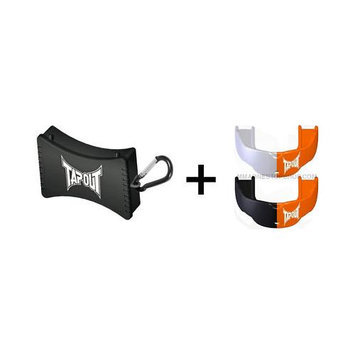 TapouT Mouth Guard Orange, Size: Adult