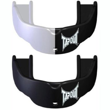 TapouT Mouth Guard Black, Youth