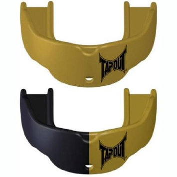 TapouT Mouth Guard Gold, Adult