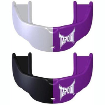 TapouT Mouth Guard Purple, Size: Adult