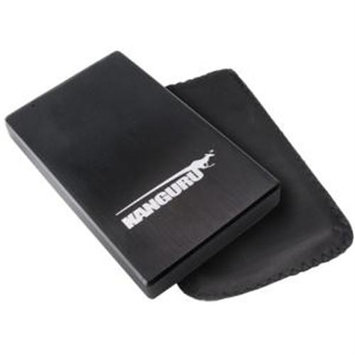 Kanguru Solutions QS Mobile USB 3.0 External Hard Drive, 1TB