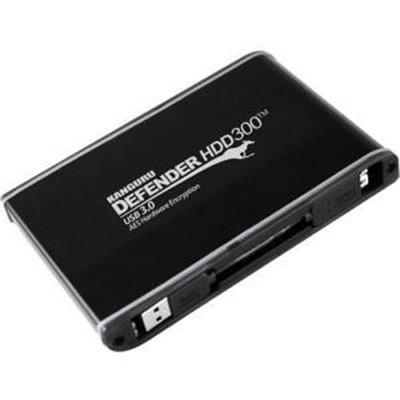 Kanguru Solutions Kanguru Defender Secure Solid State Drive - Fips 140-2 Certified - 480GB - USB 3.0 - Sata - 120 Mbps Maximum Read Transfer Rate - 100 Mbps Maximum Write Transfer Rate - Portable - (kdh3b-300f-480s)