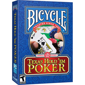 Encore Software Bicycle Texas Hold' Em - 125th Anniversary Ed20851