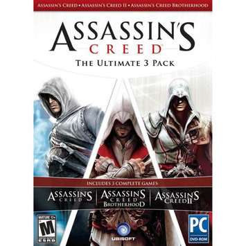 Encore Software Encore Assassins Creed, 3 Pack