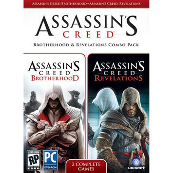 Encore Software Encore Assassins Creed Brotherhood and Revelations