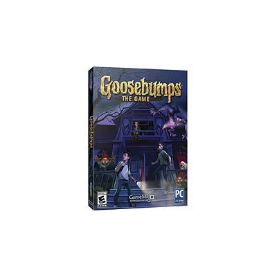 Encore Software Encore Goosebumps The Game