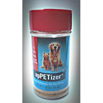 apPETizer 1.25 oz Jar apPETizer
